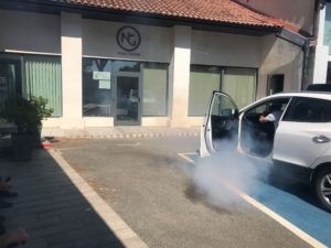 Exercice extraction personne voiture